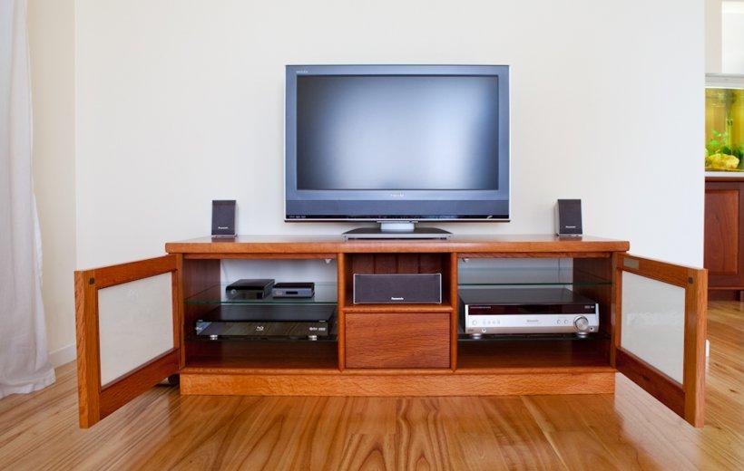 Sheoak Tv Cabinet Furniture Maker Perth